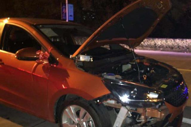 新车刚提3天大面积毁容 金华车主一个举动害惨3个人