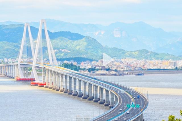 三座跨海大桥串联 浙江沿海高速到底牛在哪儿