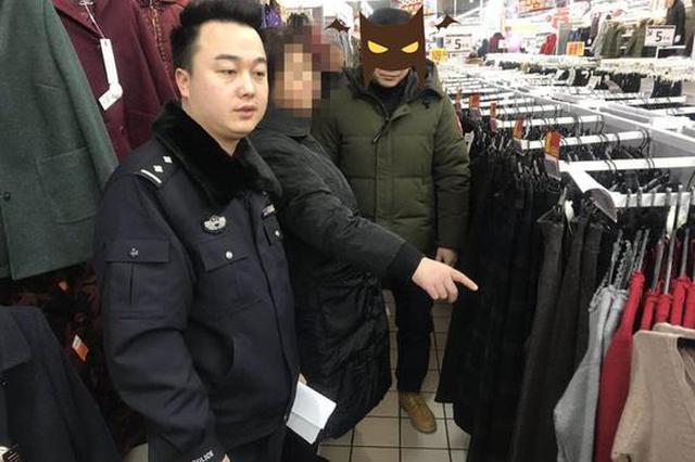 杭州女子商场买衣服 经常自己给自己打一折(图)