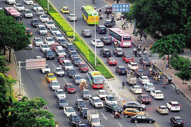 浙江机动车保有量1776万 杭宁温拥堵指数下降