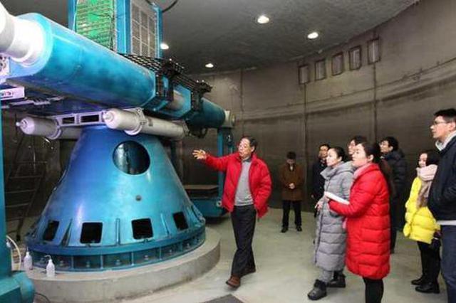 压缩时空一眼万年 浙大建设世界最大超重力实验装置