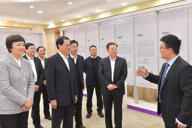 浙省委书记给海外高层次人才发招贤帖 已吸引逾600人