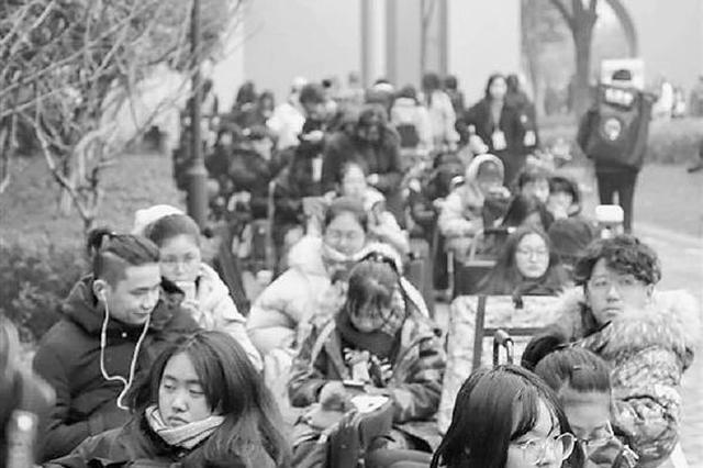 省外高校美术校考在杭考点陆续开考 有人5天跑3个省