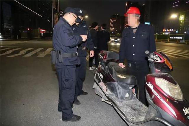 杭州萧山警方春节假期累计查处交通违法超3000起