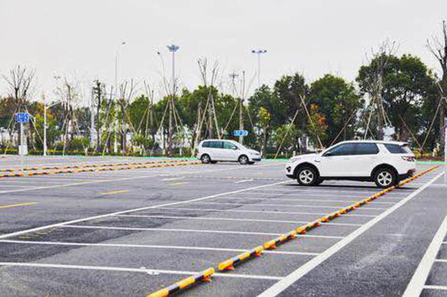 杭州机场航站楼前停车场元宵节后实施只出不进