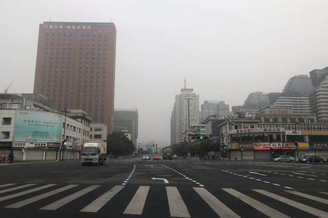 杭州城区春节出行车辆减少6成 西湖景区近5年最堵