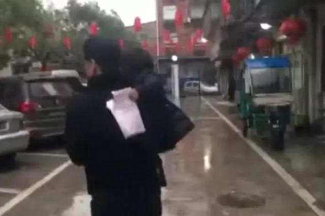 温州一小女孩独自出门迷路 民警找上门家人还不知道