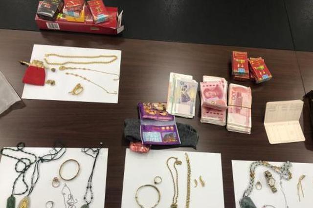 一个烟蒂找到线索 浙江警方3天内破获跨省盗窃案