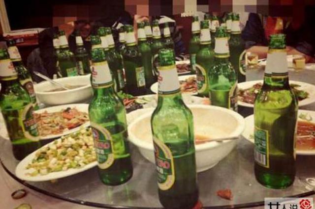 杭男子开工饭喝6两白酒 回家路上失踪8天了还没找到