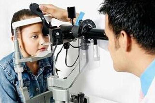 开学季杭眼科门诊爆满 专家提醒矫正视力?#24418;?#20081;投医