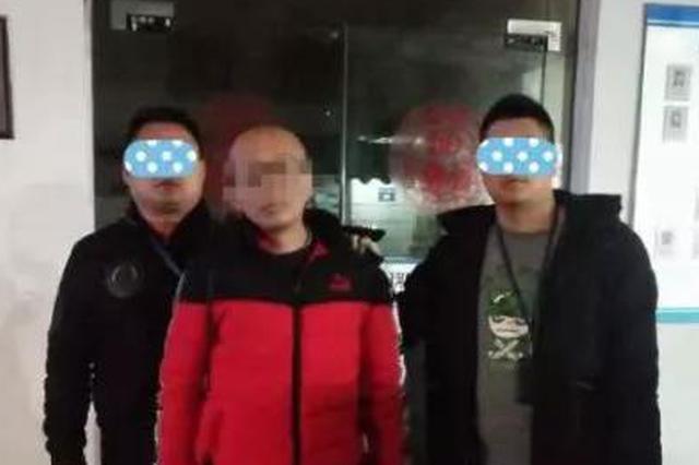 杭州1男子屡屡抢劫盗窃 结果因自己的光头被民警发现
