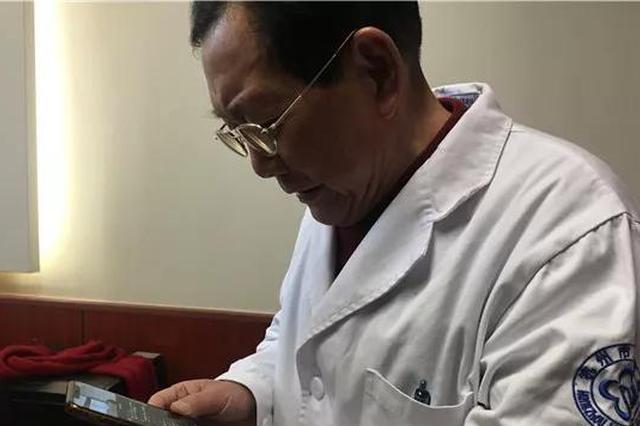 杭老医生凭教学视频成网红 动作可爱收获上百万个赞