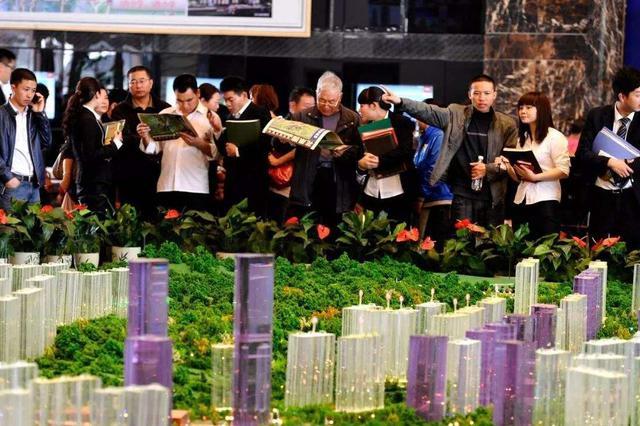 楼市调整期的选择 杭州购房者重回市中心