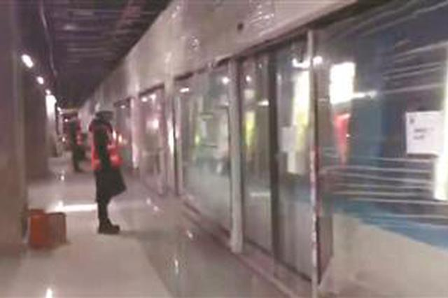杭地铁5?#30036;?#36712;道试滑视频曝光 首通段力争6月开通