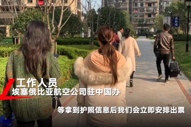 浙江遇难女生家属赴埃 埃航:后续将公布赔偿办法