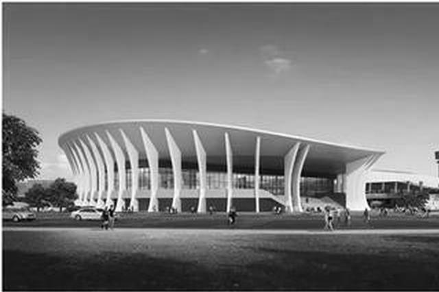 亚运会?#28909;?#22330;地新进展 余杭区体育中心进入施工阶段