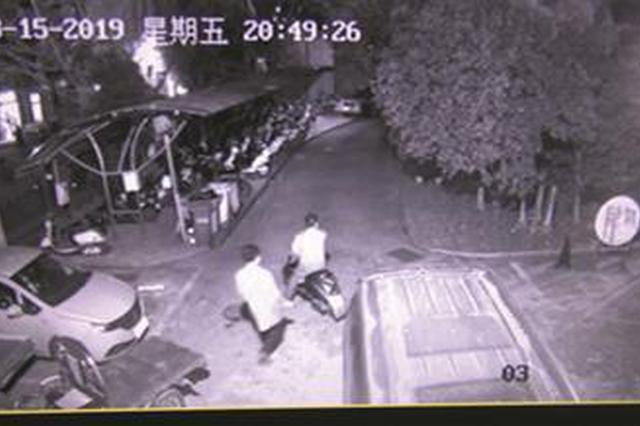 杭城管暂扣的三轮车领回时清点 发现少了13只猪蹄子