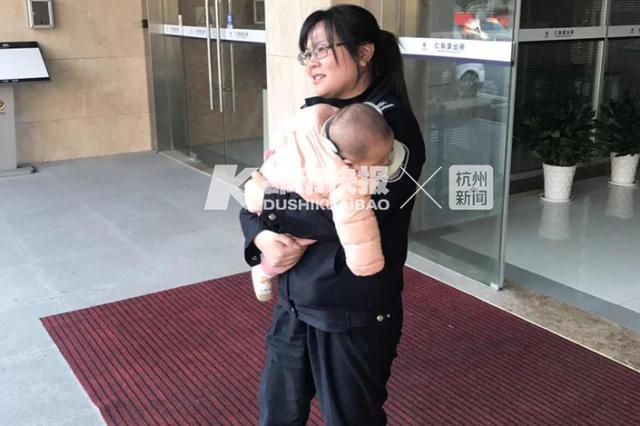 杭州24岁女子带3女儿偷东西 家庭富裕只为贪便宜