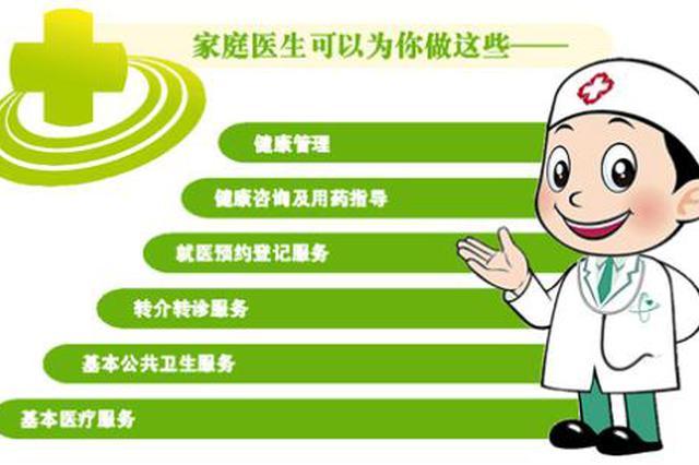 杭州有304万人签约社区家庭医生 杭州模式向全国推广