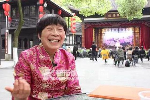 杭州黄龙洞红娘金大姐宣布:再撮合成功191对就收山了