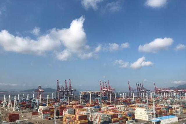 浙江1季度GDP同比增7.7% 居民人均可支配收入15505元