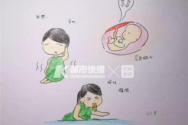 杭37岁二胎妈妈怀孕31周遭遇冰箱杀手 差点胎死腹中