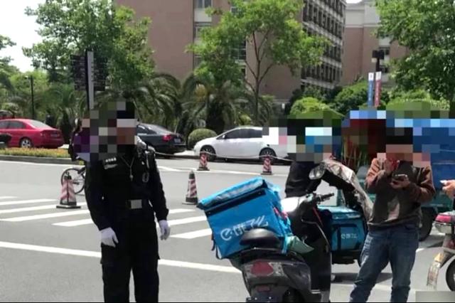 浙大保安和外卖小哥发生口角被刺伤 已脱离生命危险