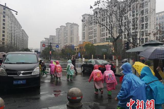 浙江结束初夏模式 未来一周即将再迎阴雨连绵的日子