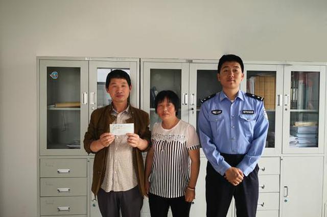 浙江松阳民警为7名民工追回11万余元血汗钱