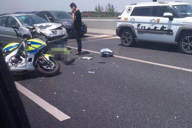 杭州1辅警被撞牺牲后续:肇事司机承认一路都在聊微信