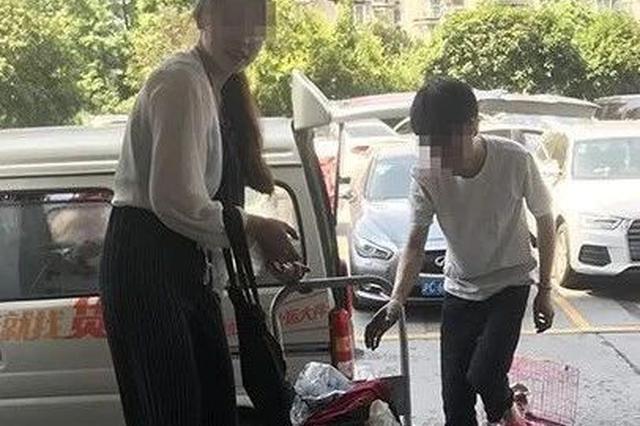杭州一高层19楼合租房发生火灾 消防救出3个年轻姑娘