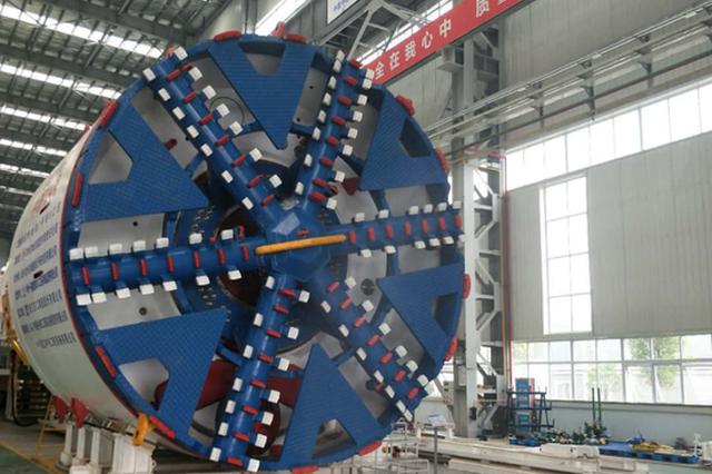 杭州地铁7号线钱塘新区段首座车站封顶 共设车站23座