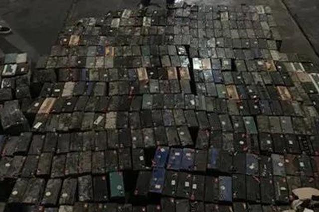 60余组电动车相继被盗 杭州警方快速侦破特大盗窃案