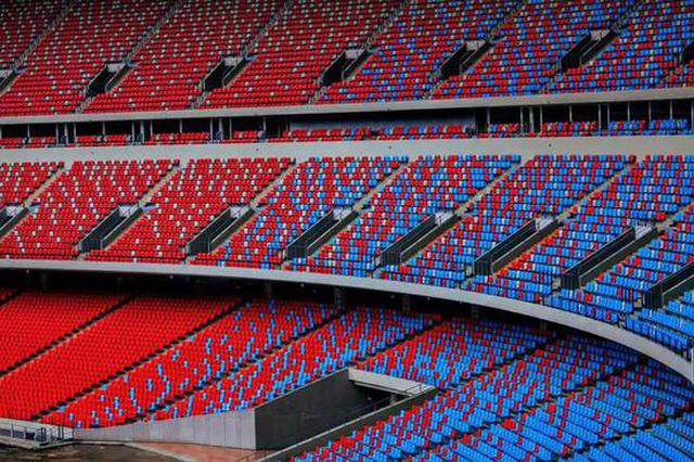 杭州奥体中心主体育场首次开放参观 有80800个座位