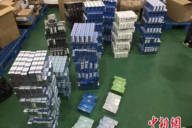 台州警方侦破跨境非法经营烟弹案 涉案金额超1500万