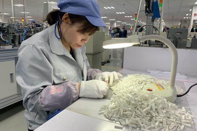 浙江入围全国500强企业共93家 数量连续20年居首位