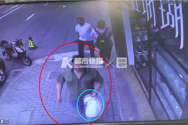 杭州小伙偷外卖小哥的外卖 两天吃了六份海南鸡饭