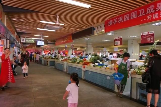 杭州农贸市场规范称重 已被列为专项工作