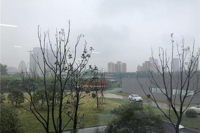 城东添生态公园 地下藏杭首个半地埋式污水处理厂