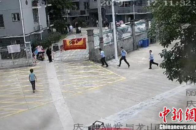 逆行英雄向火而行 浙江庆元三名警员舍身灭火救人