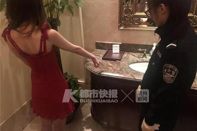 杭州火锅店接受禁毒队检查 火锅这么好吃是否加东西