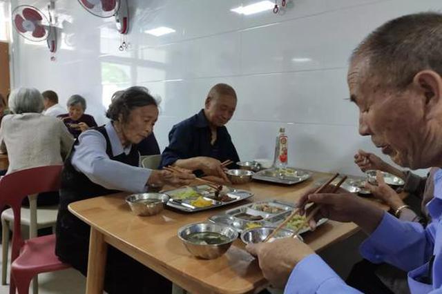 提升居家养老服务 台州部分老人今起可免费用餐