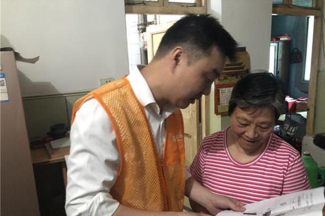 杭州市首例老旧住宅适老化改造项目在拱墅启动