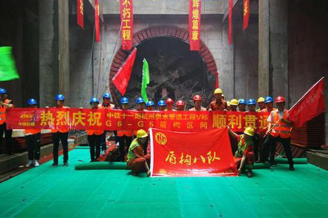 杭州主城区距离全面喝上千岛湖水的目标更进一步