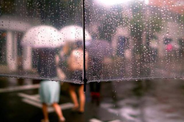 今天杭州将有中到大雨局部暴雨 周四开始梅雨暂停