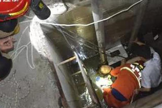 杭州1大姐神秘消失 老公在3米多深的污水井里发现她