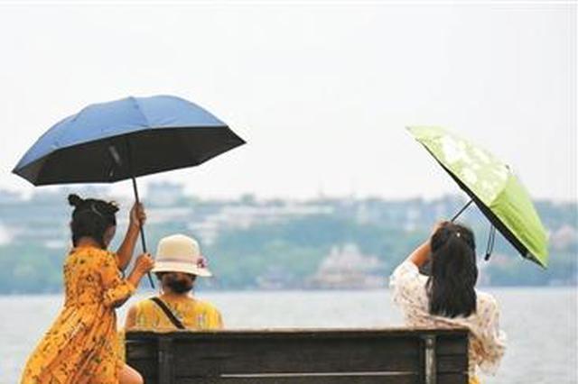 杭州本周雨水一波接一波 今天最高气温25℃(图)