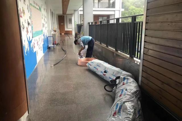 8所学校暑期装空调 杭州上城区公办学校实现全覆盖