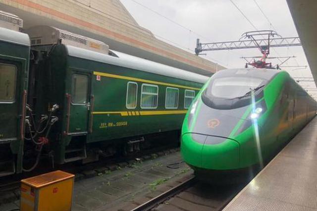 杭州首开直达开化的复兴号列车 全程运行2小时55分