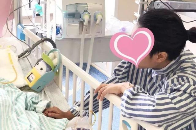 浙江26岁妈妈为救2岁半儿子 割下自己230g肝脏